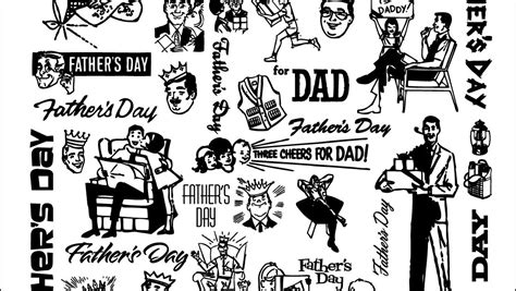 Free vintage fathers day greeting cards and clipart jpg 1118x630