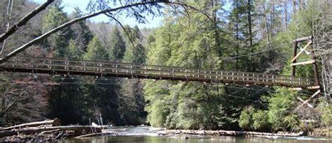 Swinging bridge benton mackaye trail jpg 600x260